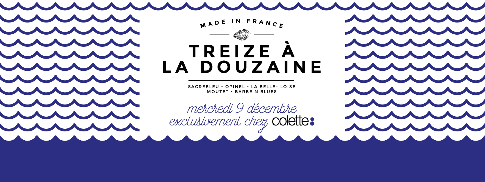 MOUTET & SACREBLEU - partenariat de marques - 2015